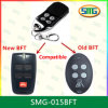 Bft Mitto2 Mitto4のための置換Garage Gate Door Remote Control