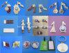 Qatar-Markierungsfahnen-Zeichen-Nationaltag-Andenken-Geschenke