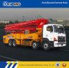 Bomba concreta montada da venda XCMG Hb48b 48m caminhão quente
