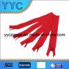 No 5 незримая Nylon застежка -молния застежки -молнии O/E для одежды