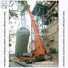 Condensador industrial 2016 del recipiente del reactor del vendedor del cambiador de calor de China C-02