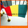 Polyester-Weltpreiswerte Schreibtisch-Markierungsfahne