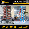 Ore Petit Laboratoire d'échantillonnage Analyse Testing Machines minérales Spiral Separator