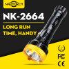 Batterie d'Osram DEL 26650 20 heures de lampe-torche rechargeable d'exécution (NK-2664)