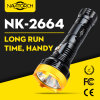 Osram LED 26650電池20時間の実行時間の再充電可能な懐中電燈(NK-2664)