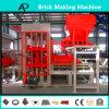 Blocco automatico completo che forma la macchina concreta del mattone della macchina