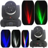 LED 4PCS Moving Head Bem Light mit Zoom Function
