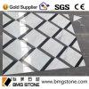 Плитки настила конструируют белое мраморный цену