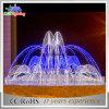 Indicatori luminosi di motivo della fontana di natale LED per la decorazione del centro commerciale