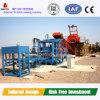 Precio automático de la máquina del bloque del cemento Qt6-15 y de fabricación de ladrillo