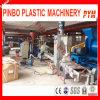 Plástico de la máquina del estirador que recicla para el PE de los PP