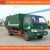5cbm 6cbm 8cbm Compactor Garbage Truck da vendere