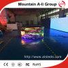 P10 schermo esterno cilindrico del video di colore completo LED