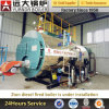 新しい状態および産業使用法のフルオートマチックの蒸気ボイラ