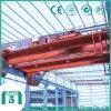 Type pont roulant de QD de 30 tonnes de poutre de double