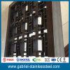 Diviseur de pièce intérieur de rideau en acier inoxydable de type de la Malaisie