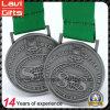 卸売2017新しいデザイン亜鉛合金の習慣メダル