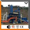 Planta caliente del asfalto de la mezcla con los compartimientos y el tanque agregados del asfalto