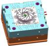 Druckguss-Form für mechanisches und elektrisches (Leitkranz-Ventilator)