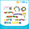 Interior de juegos infantiles juguete ladrillos de juguete bloques de plástico (fq-6087)