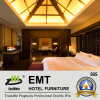 Chambre à coucher en bois Furnitute de modèle moderne d'art réglé (EMT-HTB08-8)
