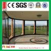 Deur van het Glas van het Aluminium van het Glas laag-e de Glijdende (ht-YY66)