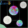 LED 훈장 다색 꽃 공 빛