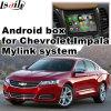 Androide GPS-Navigations-videoschnittstelle für Chevrolet Impala Malibu usw. System GR.-Mylink
