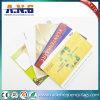 Smart card do PVC do plástico RFID de ISO14443 Cr80 com tira magnética