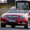 Interfaccia di panorama 360 & di retrovisione per le insegne Zarira Astra Antara ecc di Opel con lo schermo del getto dell'input di segnale del sistema di multimedia del GM Lvds RGB