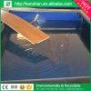 Suelo barato plástico impermeable del precio WPC del proceso estadístico Vinyle