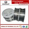 Aluminio del cromo del hierro del alambre del surtidor Fecral25/5 0cr25al5 del calibrador 22-40