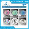 Éclairage LED simple de fontaine de Color/RGB pour 100% imperméable à l'eau