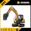La maggior parte del escavatore idraulico di modello popolare 215 di Sany Sy215 RC