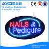 Hidly 타원형 전자 Nails&Pedicure LED 표시