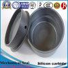 Creuset de graphite d'argile/creuset carbure de silicium