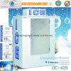 Escaninho de armazenamento do gelo com o compressor de Italy Aspera (420L)