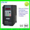 Enc 0.75kw 380V 3 inversor variable del motor de la velocidad Drive/AC de la fase
