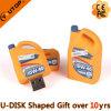 Chave do USB do frasco da gasolina/petróleo para o presente do carro (YT-Petróleo)