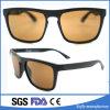 Espelho Sun do ouro da forma do vintage do tipo dos homens das mulheres dos óculos de sol do olho de gato