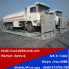 Exportado al carro del depósito de gasolina de Asia Sur-Oriental Shacman 6X4