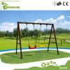 Conjuntos al aire libre del oscilación de la silla del oscilación de los niños del fabricante para la venta