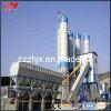 HZS90 préparent la centrale de malaxage