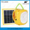 Solarlicht der Lithium-Ion3.7v/2600mah nachladbares Batterie-LED mit dem Telefon, das für Raum auflädt