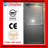 Porta de fogo de aço com dispositivo da saída da barra do pânico (CF-F007)