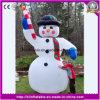 Снеговик рождества самого лучшего качества раздувной для украшения