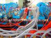Línea profesional china de la protuberancia del perfil del surtidor WPC