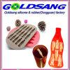 Flaschen-Form-Silikon-Eis-Tellersegment-Eis-Hersteller