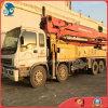 42m 부피 출하 8*4-LHD-Drive 26ton에 의하여 사용되는 Isuzu 포좌 구체적인 Putzmeister 펌프 트럭
