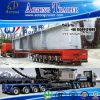 Equipo de transporte concreto de la viga de puente del cargo anormal de la forma